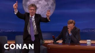 Video Dana Carvey's Micro-Impressions Of Celebrities  - CONAN on TBS MP3, 3GP, MP4, WEBM, AVI, FLV Maret 2018