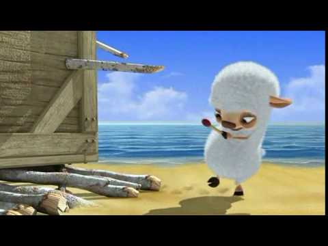 island - Sheep In The Island 1: The first episode included in the YP-P2.
