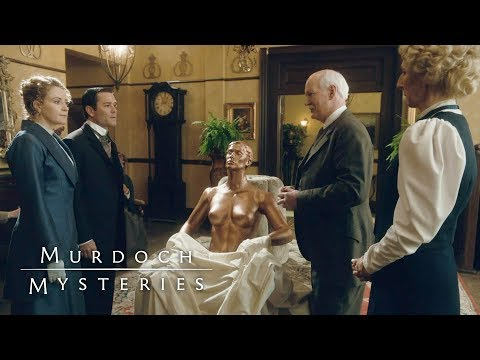 "Murdoch Episode 16, ""manual For Murder"", Preview 