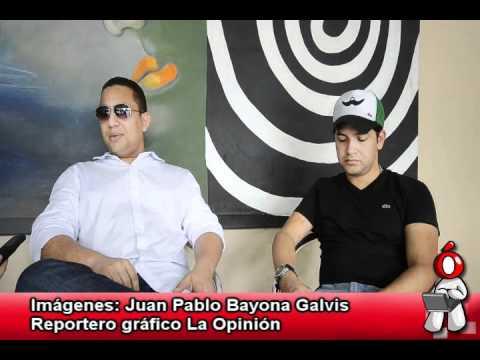 De Visita En Cucuta Felipe Pelaez Y Manuel...