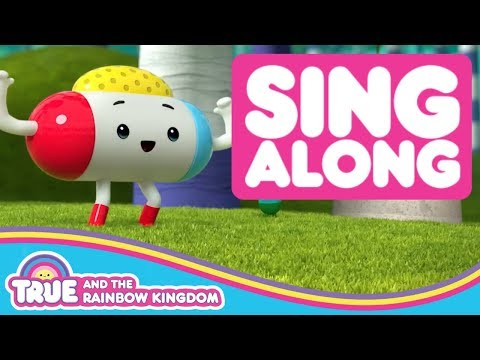 Sing Along to the Bingo Bango Forest Song | True and the Rainbow Kingdom