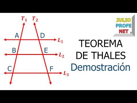 Browse classes teachem teorema de thales parte 1 de 2 fandeluxe Gallery