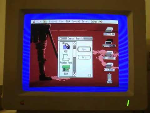 Customizing The Apple IIGS GS/OS