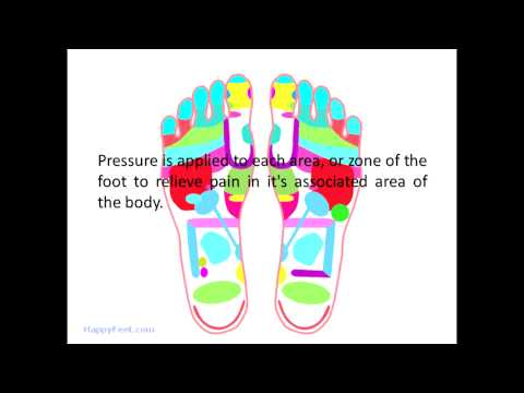 Reflexology: Benefits and Definition -Why & How -A Touch of Wellness VI