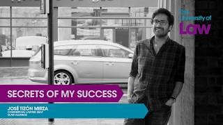 Set for Success: José Tizon Mirza