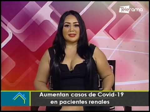 Aumentan casos de covid-19 en pacientes renales