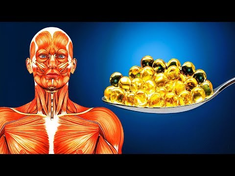 Take Fish Oil Every Day For 20 Days, See How Your Body Changes