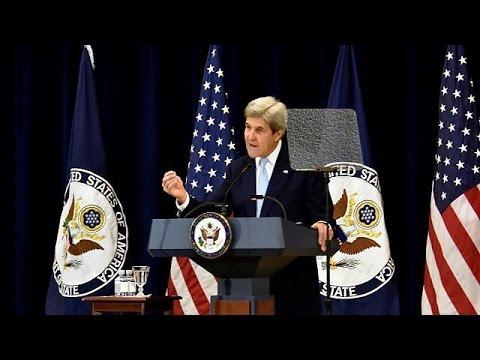 Κέρι προς Ισραήλ: Ειρήνευση μόνο με τη λύση των δύο κρατών
