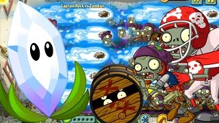 Plants vs Zombies 2 Epic Hack : Magnifying Grass +  Giant Ultra Fire Pea vs Zombies, EA Games, video games