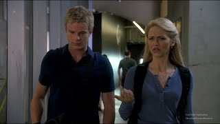 Quantico 1x05: Caleb and Shelby #1 #2