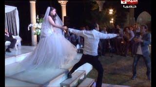 لعنة الفرحنا - مقلب يظهر شجاعة المطرب سعد الصغير بعد قتل العريس ومحاولة قتله