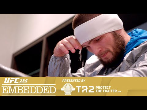 UFC 254 Embedded: Vlog Series - Episode 5