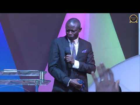 Great Grace Conference 2018 - Bishop Francis Wale Oke GLTChurch (Day 5 Evening) | GLT CHurch
