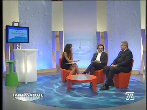 Dott. Domenico Miccolis al programma Tanta Salute - Telelombardia (Secondo Episodio)