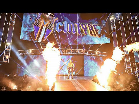 Drew McIntyre EPIC Entrance, Raw Nov. 16, 2020 -(1080p HD)