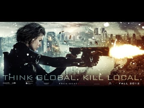 filmisnow - Resident Evil: Retribution - Trailer - Movie Review: The Umbrella Corporations deadly T-virus continues to ravage the Earth, transforming the global populati...