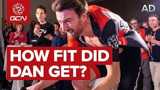 Video How Fit Did Dan Get In 10 Weeks? | Zero To ...? MP3, 3GP, MP4, WEBM, AVI, FLV Juli 2019