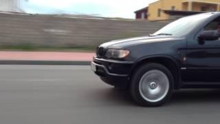 BMW X5 4.4 e53 vs bmw 328 e46 xrusha vs bedi
