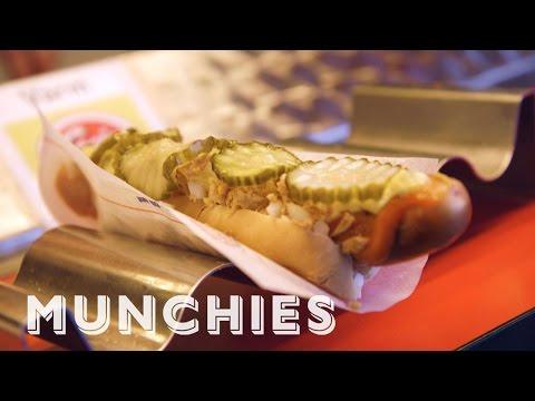 Delicious Danish Hot Dogs