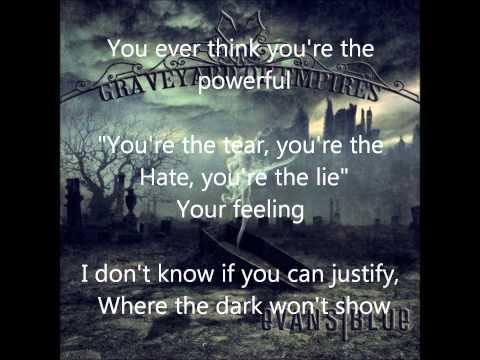 Evans|Blue - Destroy the Obvious Lyrics