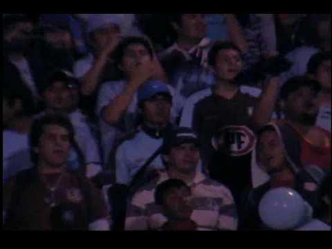 Video - La fiel del norte en marica - Furia Celeste - Deportes Iquique - Chile