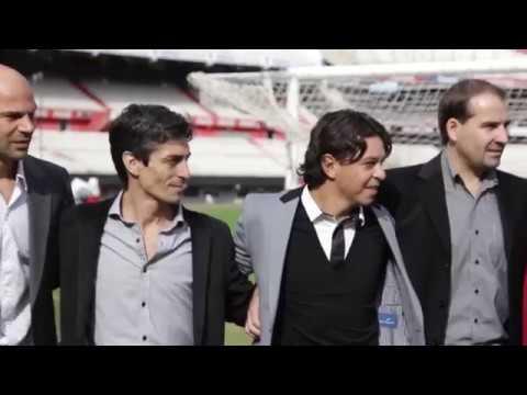 La historia del Muñeco Gallardo como técnico de River