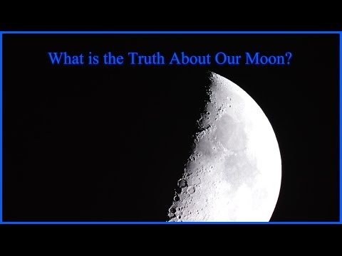 moon - This clip demonstrates that we have not been told the truth about our moon. It includes lunar eclipse footage, very old moon maps, newer moon maps and statem...