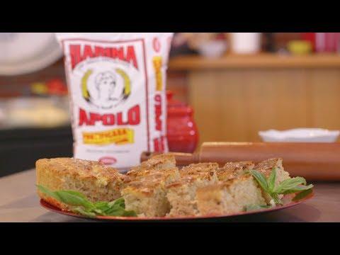 Video - Receta: Cómo se prepara la Foccacia de Cebolla y Limon