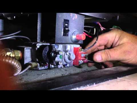 How to set up heat n glow fireplace
