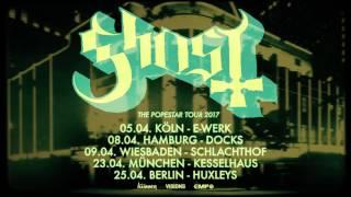 «Pour comprendre Ghost, il faut connaître mon histoire» - video (1)