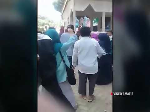 Video: Satpam dan Mahasiswa UIN Alauddin Saling Gasak