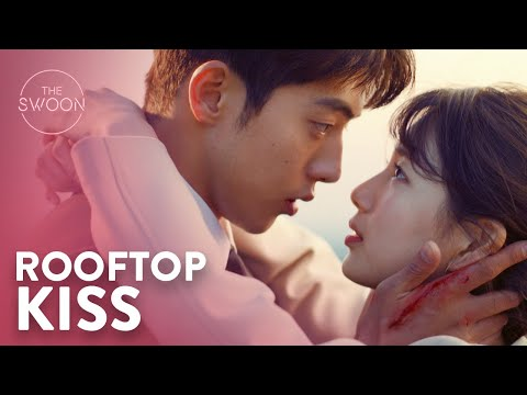 Nam Joo-hyuk answers Suzy's faith in his dream with a kiss | Start-Up Ep 7 [ENG SUB]