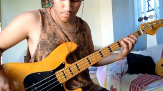 Video Bruno Mars - Versace on The Floor [Bass Cover] download in MP3, 3GP, MP4, WEBM, AVI, FLV Mei 2017