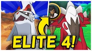 TYPE: NULL EXPLAINED + NEW ELITE FOUR TRAINER!! - Pokemon Sun and Moon by Tyranitar Tube