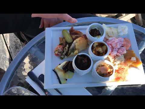 Mamartut restaurant Ilulissat Greenland