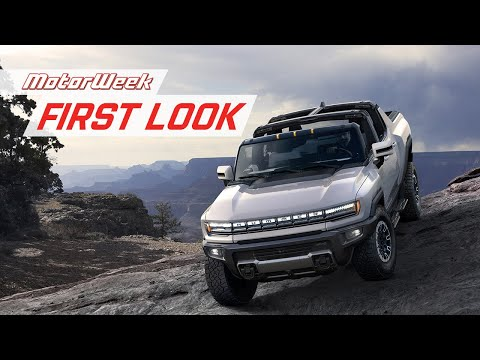 2022 GMC HUMMER EV | MotorWeek First Look