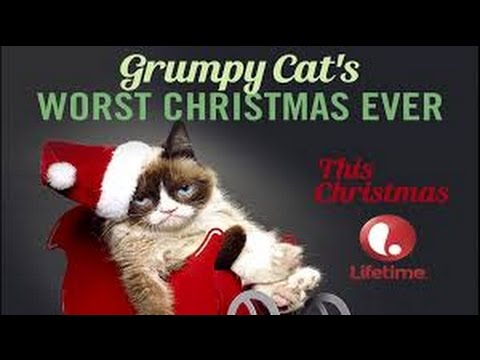 Grumpy Cats Worst Christmas Ever (2014) With Megan Charpentier, Daniel Roebuck, Grumpy Cat Movie