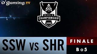 World Championship 2014 - Finale - Game 2