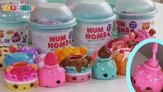 [ 제니플레이 ] 야미요미 넘넘스 어린이 화장품 미스테리팩 장난감 메니큐어?립밤? 뭐가 나올까요??