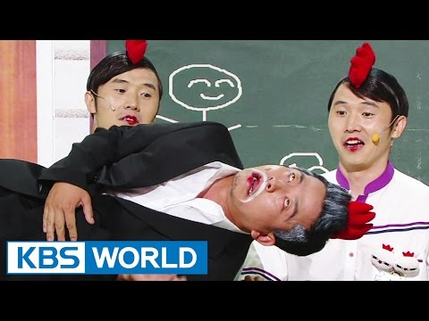 gag - Sorry, Bro / Dating Skills Test / Strongest Mentality / Reveal the Story / I'm the Only Guy / Drunken / Pretty! Pretty? / Chicken High School / The Family He...