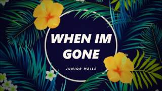 JUNIOR MAILE LINKS:YouTube Channel: https://www.youtube.com/channel/UCuAboqepRIpOI6l6fk6r1nAiTunes: https://itunes.apple.com/us/album/when-im-gone-single/id1252317629Like, replay, and share this song:) Credits go to original owners of the contents in this video, NOT ME! Everything I upload is just for the use of entertaining and spreading the love of music:) ONE LOVEJUNIOR MAILE - WHEN I'M GONEJUNIOR MAILE - WHEN I'M GONEJUNIOR MAILE - WHEN I'M GONEJUNIOR MAILE - WHEN I'M GONEJUNIOR MAILE - WHEN I'M GONE