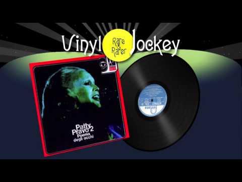 STORIA DI UNA DONNA CHE HA AMATO DUE VOLTE (vinyl r.) - PATTY PRAVO - TOP RARE VINYL RECORDS