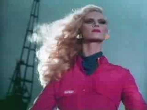 Old 80's Bonjour Jeans Commercial