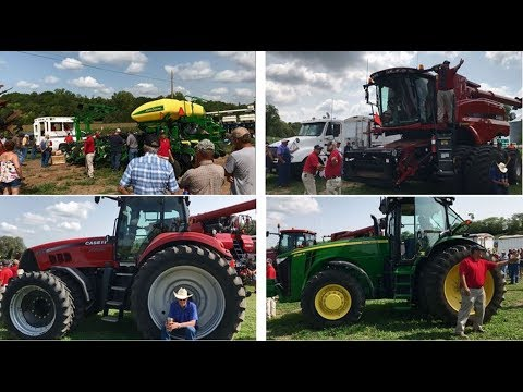 Herb & Trudy Nease Farm Retirement Auction Today in Savannah, MO