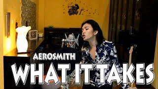 Download Lagu Alex Hutajulu - What it takes (Aerosmith)cover Mp3
