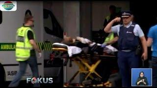 Video Kasus Penembakan di Masjid Selandia Baru, Polisi Tangkap 1 Pelaku - Fokus MP3, 3GP, MP4, WEBM, AVI, FLV April 2019