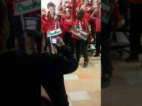 Christmas Carol - Parthenia School