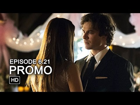 The Vampire Diaries 6×21 Promo – I'll Wed You in the Golden Summertime