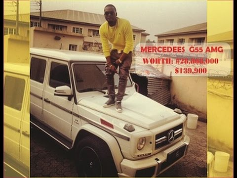 TOP 5 CARS OF OLAMIDE IN 2018 (with their price)
