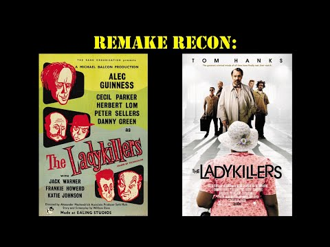 The Ladykillers Review (1955 & 2004)